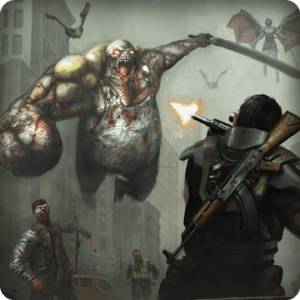 The Dead Uprising: MAD ZOMBIES MOD APK