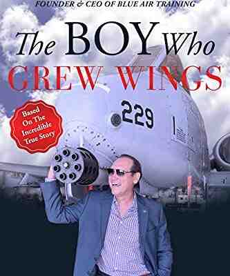 """The Boy Who Grew Wings James """"Chef"""" Barlow FREE"""